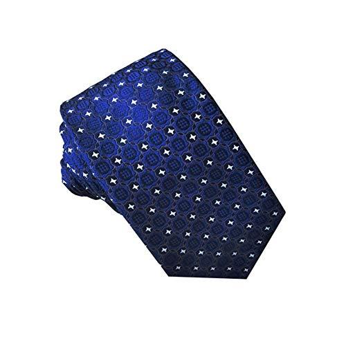 Preisvergleich Produktbild SEESUNGM Krawatte Herrenberufskleidung Business Unit Einheit Extrem Schmal Aus Polyester-Filamenten Freizeit-Spezifikation: 145 * 7 * 5Cm
