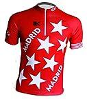 MAILLOT EKEKO MADRID VINTAGE, maillot corte clasico/retro con la bandera de la comunidad de madrid....