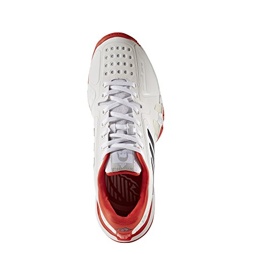 core Herren Tennisschuhe footwear Pro Navy White Novak Weiß Red Adidas collegiate Zzdwgqg