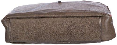 Strellson Paddington 4010001168, Borsa a tracolla Uomo Marrone (Braun (mud 752))