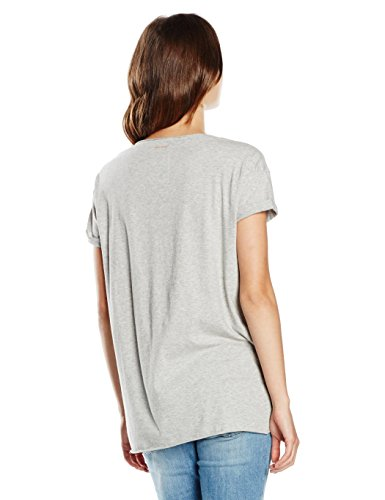 BOSS Orange Damen T-Shirt - Tiflowe Grau (Light/Pastel Grey 052)