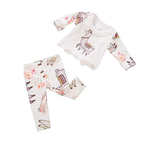 18-Zoll-Puppe Pyjamas Klage-mädchen-Puppe Vicuna Thema Pyjamas Fashion Dolls Kleid Kleidung Mini Doll Pyjamas Der Beiläufigen Ausstattung Kinder Spielzeug, 1set