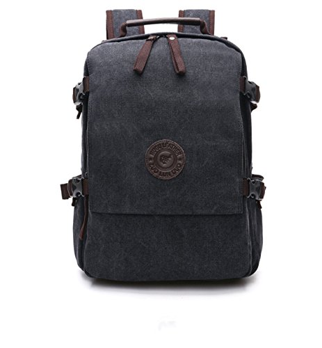 ba6762569 Loietnt Laptop Backpack,Vintage Casual Canvas Backpack Travel ...