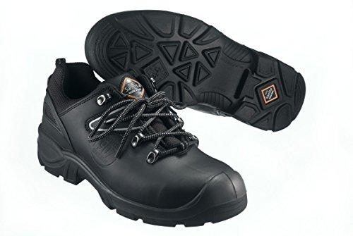 Sanita - San-safe Amazon Lace Shoe, Scarpe antinfortunistiche Unisex – Adulto Nero (Nero (nero))