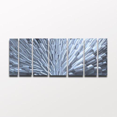 bloom-modern-contemporary-da-parete-in-metallo-abstract-arte-pittura-scultura-home-decor