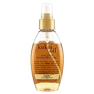 OGX Kukui Anti-Frizz hydrating Oil, 1er Pack (1 x 118 ml)