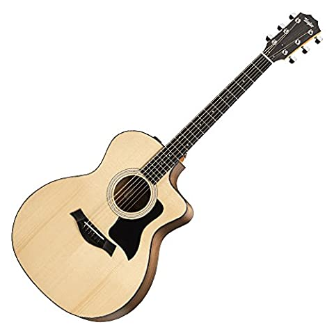 Taylor 114ce Grand Auditorium Acoustic Guitar with Pickup