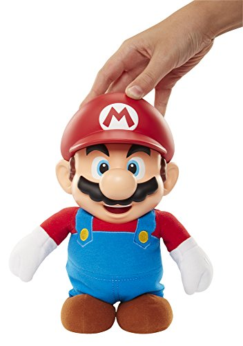 Jakks Pacific Super Mario Figura, Multicolor, Talla única (02492-EU) 2