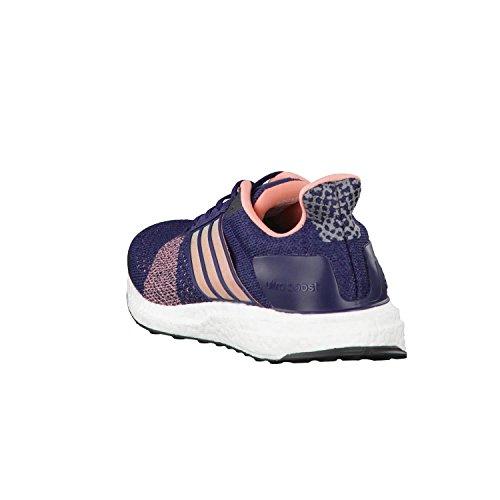 adidas Ultra Boost St W, Scarpe da Corsa Donna Grigio (Grimed/Suabri/Maruni)