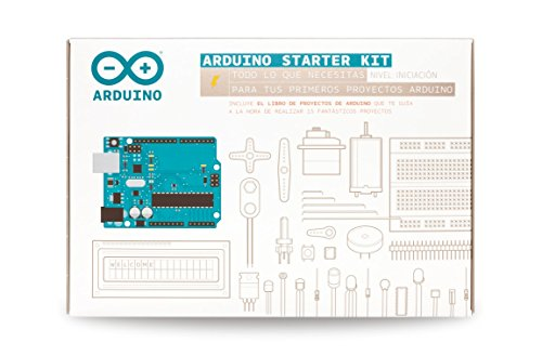 Arduino starter kit principiantes K030007 [manual