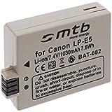 Batería LP-E5 para Canon EOS Kiss X2, Kiss X3 / Rebel T1i, XS, XSi.... (ver descripción)