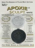 Aves Apoxie Sculpt White 1/4 pound by Aves