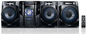 Philips FWM608/12 600W Subwoofer Mini Hi-Fi System