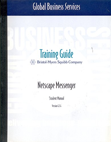 netscape-messenger-training-guide-version-454-in-englsicher-sprache
