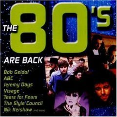 80s Pop Hits (CD Compilation, 15 Tracks, Various Artists) Nik Kershaw - The Riddle / The Style Council - Shout To The Top / Animotion - I Engineer / Visage - Fade To Grey / Camouflage - Love Is A Shield etc..