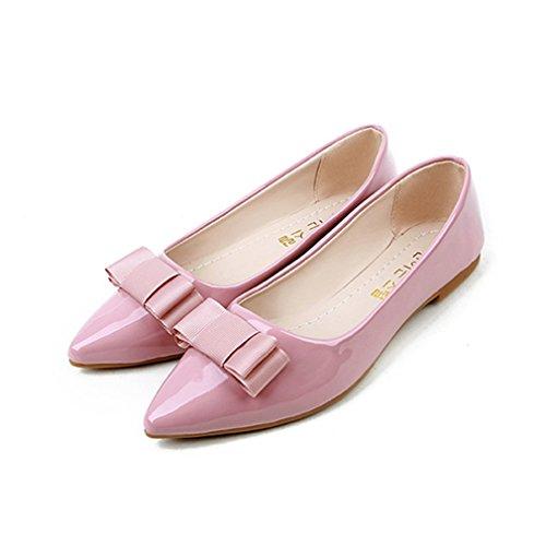 Sconosciuto Welldone2017 Ballerinas, Ballerine Donna 6-698-Pink