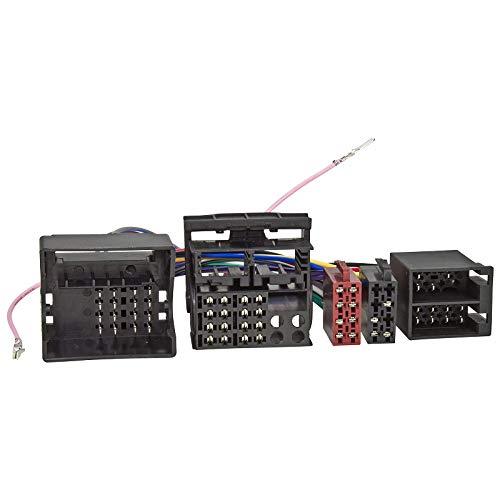 ISO x Adaptador (T-cable) CITROEN/PEUGEOT para ISO de manos libres (como. Parrot,...