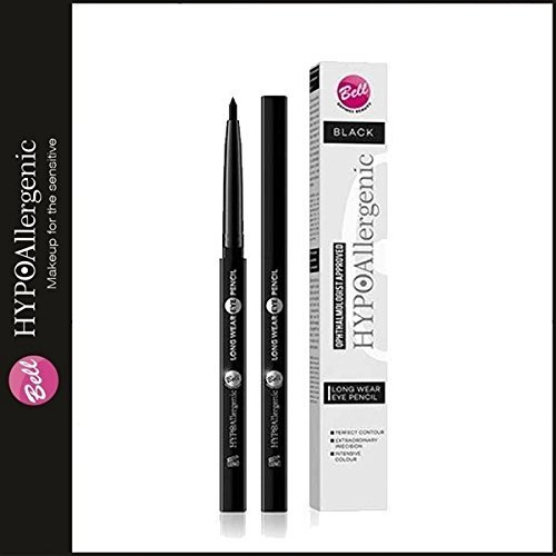 Bell HYPOAllergenic Eye Liner Pencil 10 BLACK.