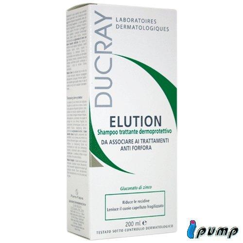 Ducray Shampoo 200 Milliliter Elution
