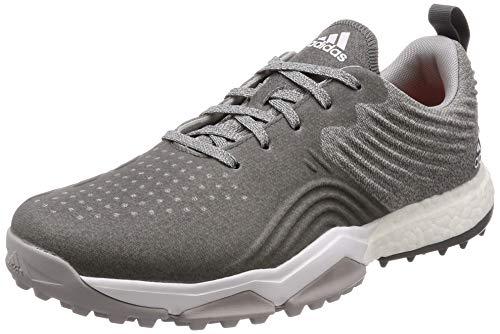 adidas Herren Adipower 4orged Golfschuhe Weiß (Gris/Blanco B37174) 44 EU