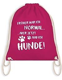 Rucksack GYM Bag Turnbeutel Leinentasche Beagle SOMMER  Hund Züchter Geschenk Bauch- & Gürteltaschen