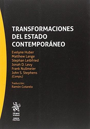 Transformaciones del Estado Contemporáneo (Serie Ciencia Política)