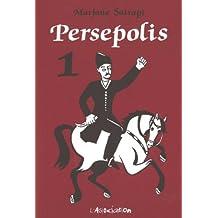 Persépolis, tome 1