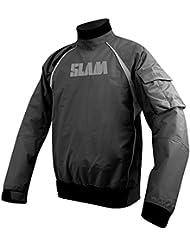 SLAM - Force 2 spray top - Gris Sombre, S