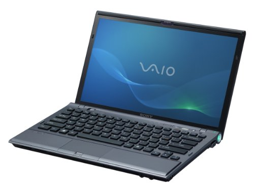 Sony VAIO Z13V9E/X 33,2 cm (13,1 Zoll) Laptop (Intel Core i7 640M, 2,8GHz, 6GB RAM, 256GB SSD, NVIDIA GeForce 330M, DVD, Win 7 Pro) (Ram Laptop Vaio)