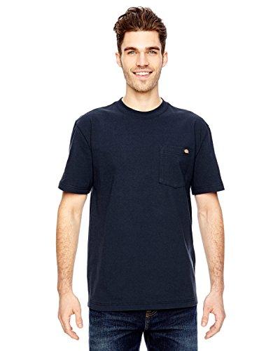 Dickies 6,75oz schwere Arbeit T-Shirt Dark Navy