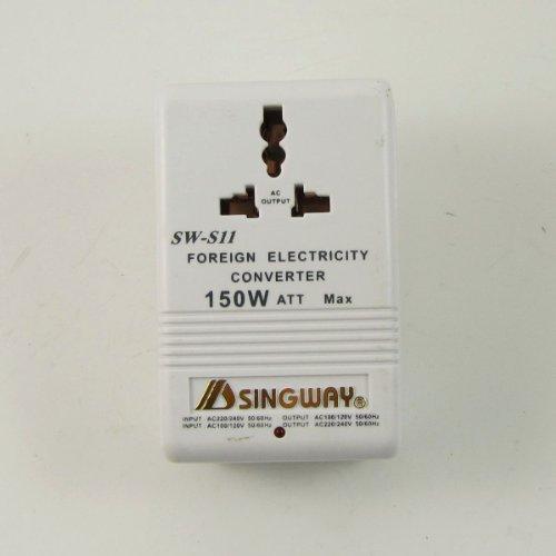 150W 2 Möglichkeiten 240V/110V step down / up Spannungswandler Wechselrichter-Transformator - 240v 110v Zu Spannungswandler