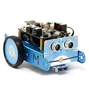 41emk8skY1L. SS300  - Spc makeblock - Robot Educativo mbot Face