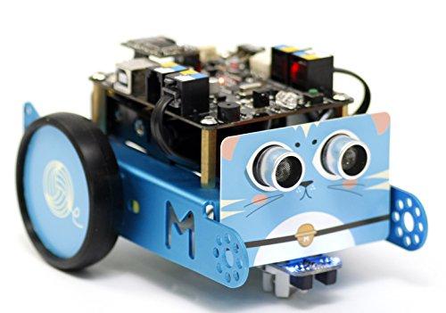 41emk8skY1L - Spc makeblock - Robot educativo mbot face