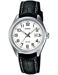 Casio Collection – Herren-Armbanduhr mit Analog-Display und Edelstahlarmband – MTP-1302PSG-7AVEF