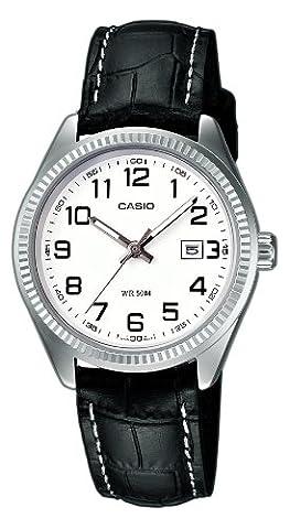 Casio Collection – Herren-Armbanduhr mit Analog-Display und Edelstahlarmband – MTP-1302PSG-7AVEF