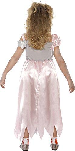 Imagen de smiffy's  disfraz zombi princesa durmiente, color rosa 44283s  alternativa