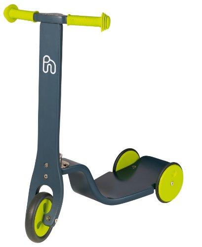 Preisvergleich Produktbild Hoppop 34130017 - Scooti, Roller aus Holz, lime