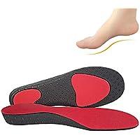Korrektur Einlegesohlen, Shoe Shock Absorption Einlegesohlen X/O Form Bein Orthesen Arch Support Pad Fit für Walking... preisvergleich bei billige-tabletten.eu