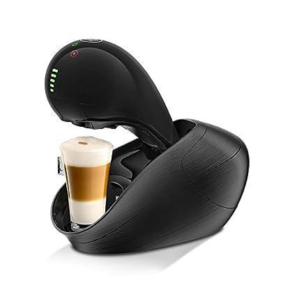 Krups-Dolce-Gusto-KP6008-Nescafe-Movenza-Kaffeekapselmaschine-automatisch-15-Bar-schwarz-Generalberholt
