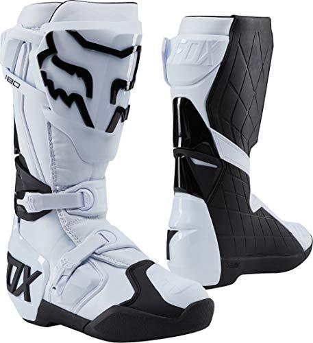 Fox Boots 180, White, Größe 12 Fox Motocross Hose