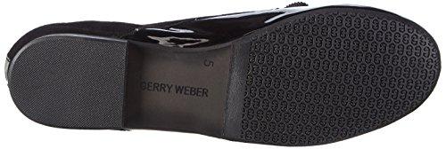 Gerry Weber Luzy 03, Mary Jane femme Noir - Noir