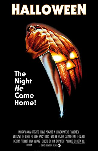 MBPOSTERS Halloween 1978 Vintage Retro Plakat, Poster Print in Sizes