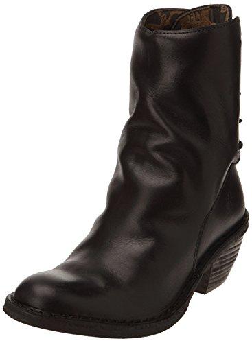 Fly London Roaf, Boots femme Noir (Black)