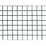 Tenax 74050400 Plamet 10 Malla cuadrada en alambre de hierro plastificado