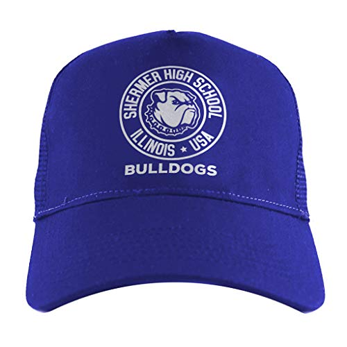 Kostüm Club Breakfast - Ferris Buellers Day Off Shermer High School Breakfast Club, Trucker Cap