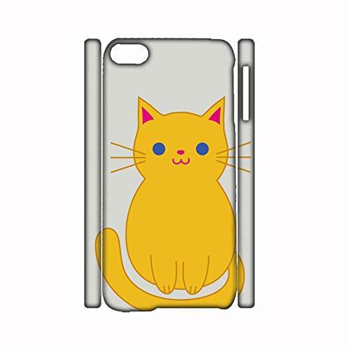 Babu Building Haben Cat Clipart Cartoon 1 Man Verwenden Für Ipod Touch 6 Apple Handytasche Hart Abs Gut (Ipod Unter 50 Dollar)