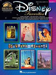 Piano Play-Along Volume 92: Disney Favorites