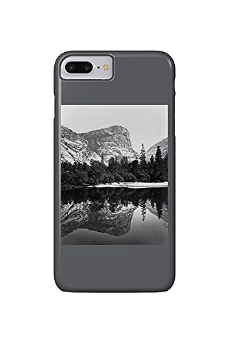 Yosemite National Park, Mirror Lake (iPhone 7 Plus Cell Phone Case, Slim Barely There) - Mirror Lake Yosemite National Park