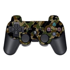Disagu Design Skin für Sony PS3 Controller – Motiv Camouflage Grün