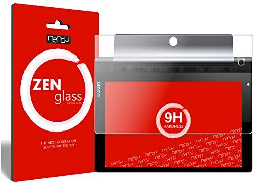 nandu I ZenGlass Flexible Glas-Folie für Lenovo Yoga Tablet 3 10 Zoll Panzerfolie I Bildschirm-Schutzfolie 9H